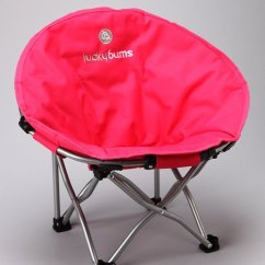 Lucky Bums Camp Chair Maroon Accent Chairs Pink Moon Zulily