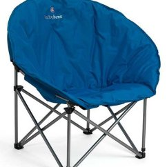 Lucky Bums Camp Chair Folding Kneeling Blue Moon Zulily