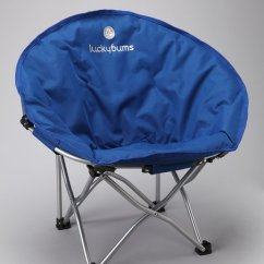 Lucky Bums Camp Chair Mossy Oak Camping Blue Moon Kids Zulily Kid S