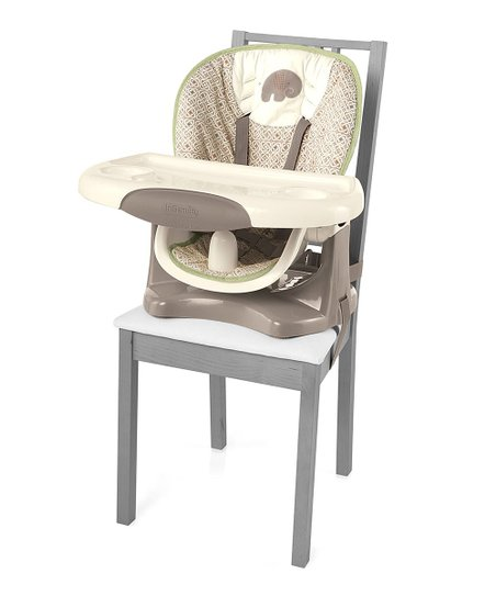 bright starts high chair silver dining chairs ingenuity by shiloh top zulily love this product