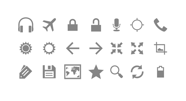 Simple Android App Icon Size Guide