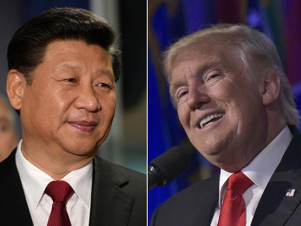 特朗普顧問:如果中國不高興 那就搞翻他們(圖)-新華僑網