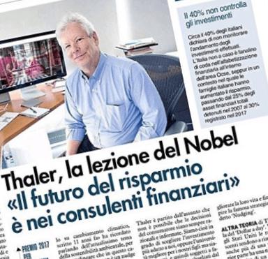 premio nobel richard thaler