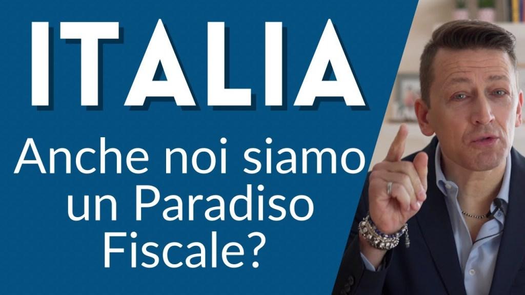Italia: anche da noi c'è un angolo di paradiso fiscale