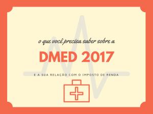 DMED - Prazo 31.03.2017