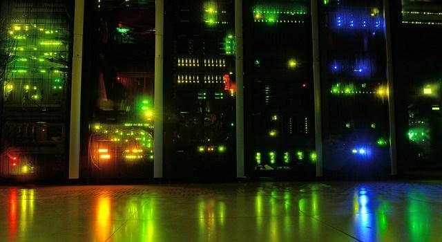 data center cfd server room design