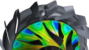 strömungsanalyse turbomaschine cfd strömungsmaschine cfd