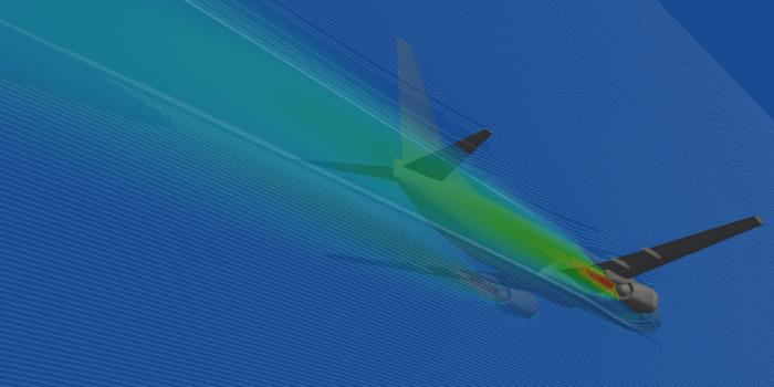 flugzeug cfd luftfahrt