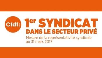 La Cfdt Devient Premiere Organisation Syndicale En France Section