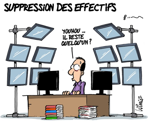 Image Wignz Suppression des effectifs