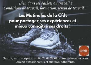 Cfdt ville, métropole, et Ccas de Rennes