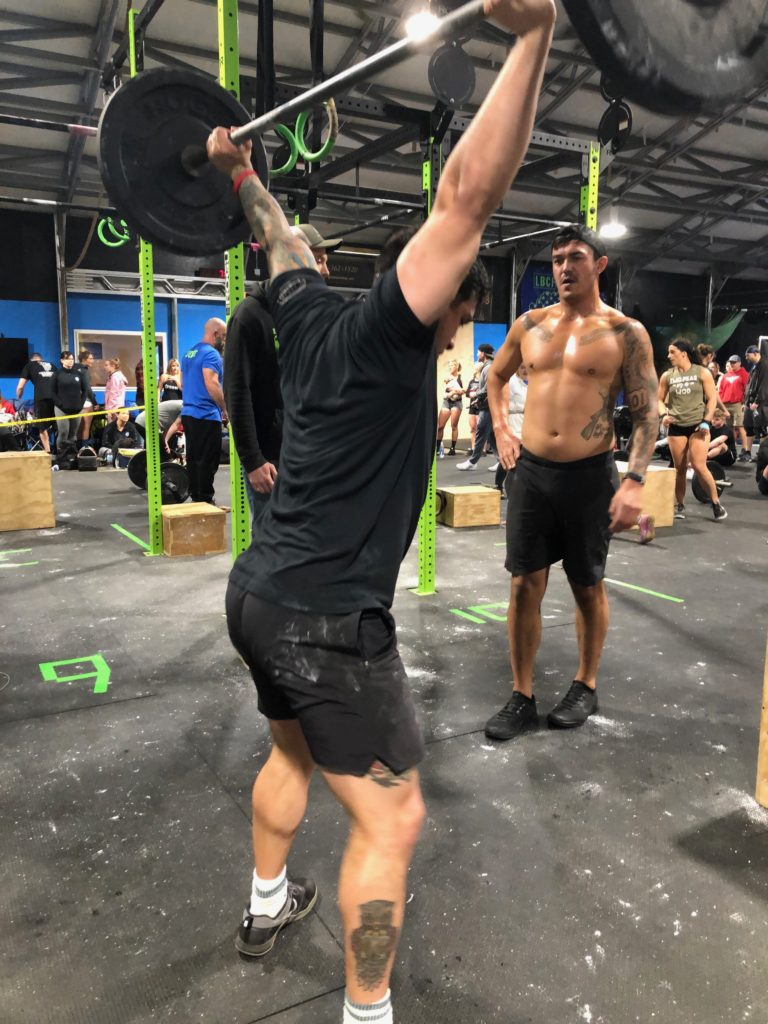 EMOM Mentality - CrossFit DCL