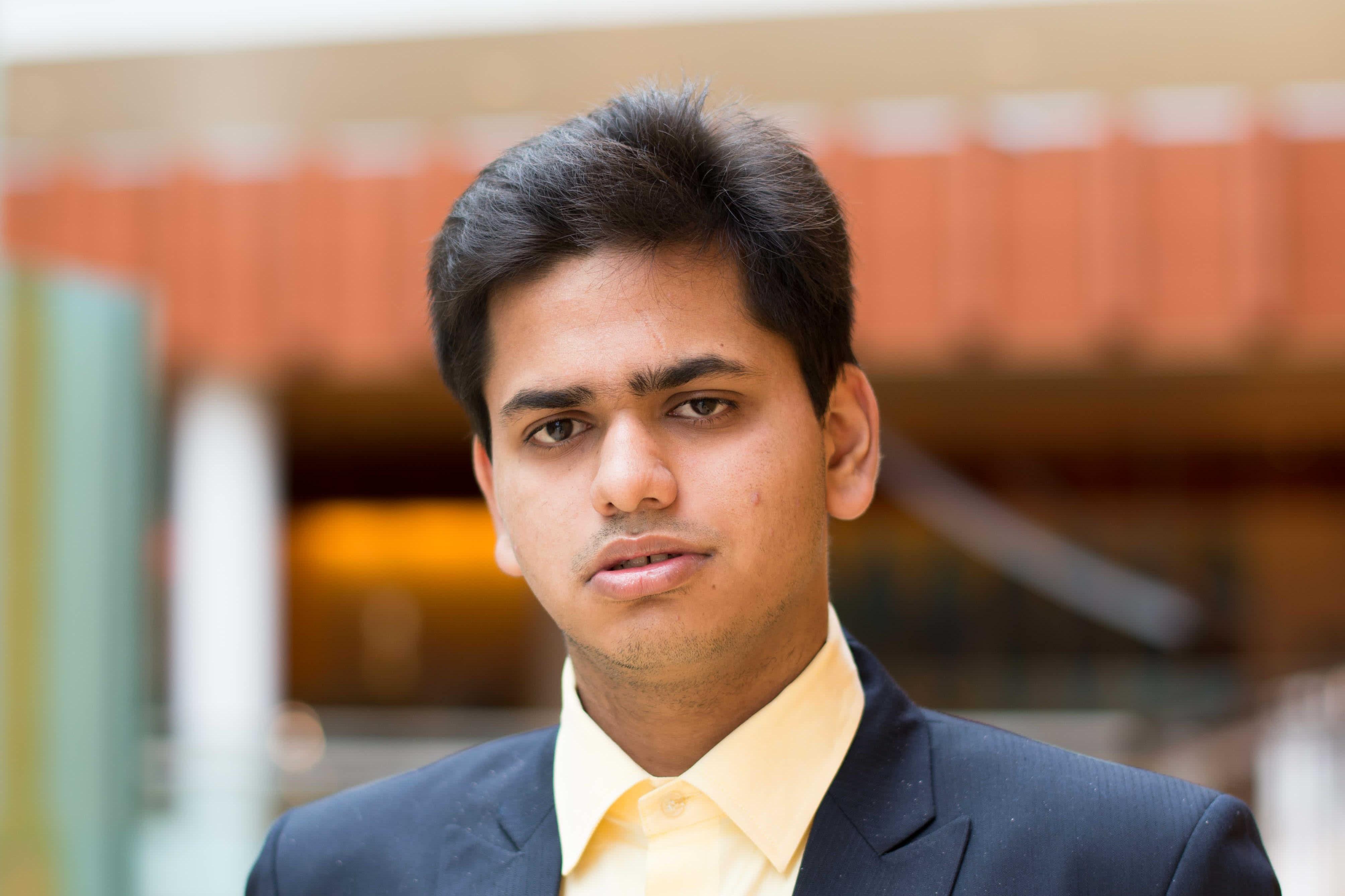 Divyansh Sharma