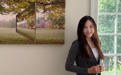 Student Spotlight: Sapphira Ching