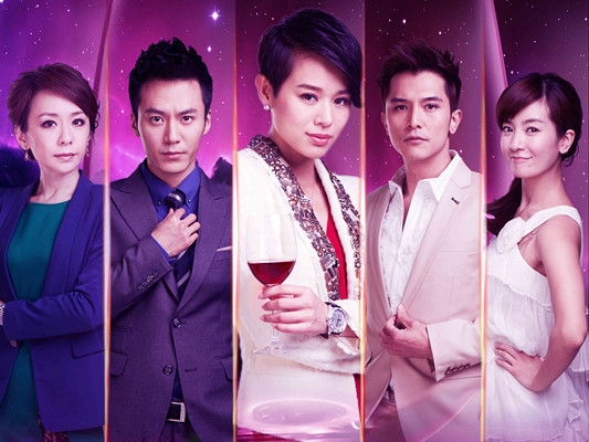 Wine Beauty Cast Wine Beauty Cast