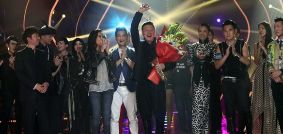 The 46 year old singer beat out 11 other competitors throughout the season's run to claim the second I Am A Singer title.