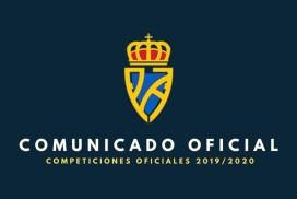 La RFFPA Convoca la Asamblea General Extraordinaria para votar por la decisión final de las competiciones
