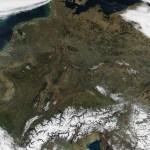 North European Plain Earth Comnorth European Plain