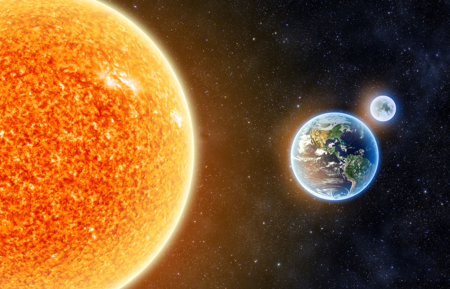 New Sensor Measures How Much Of The Sun S Energy Reaches