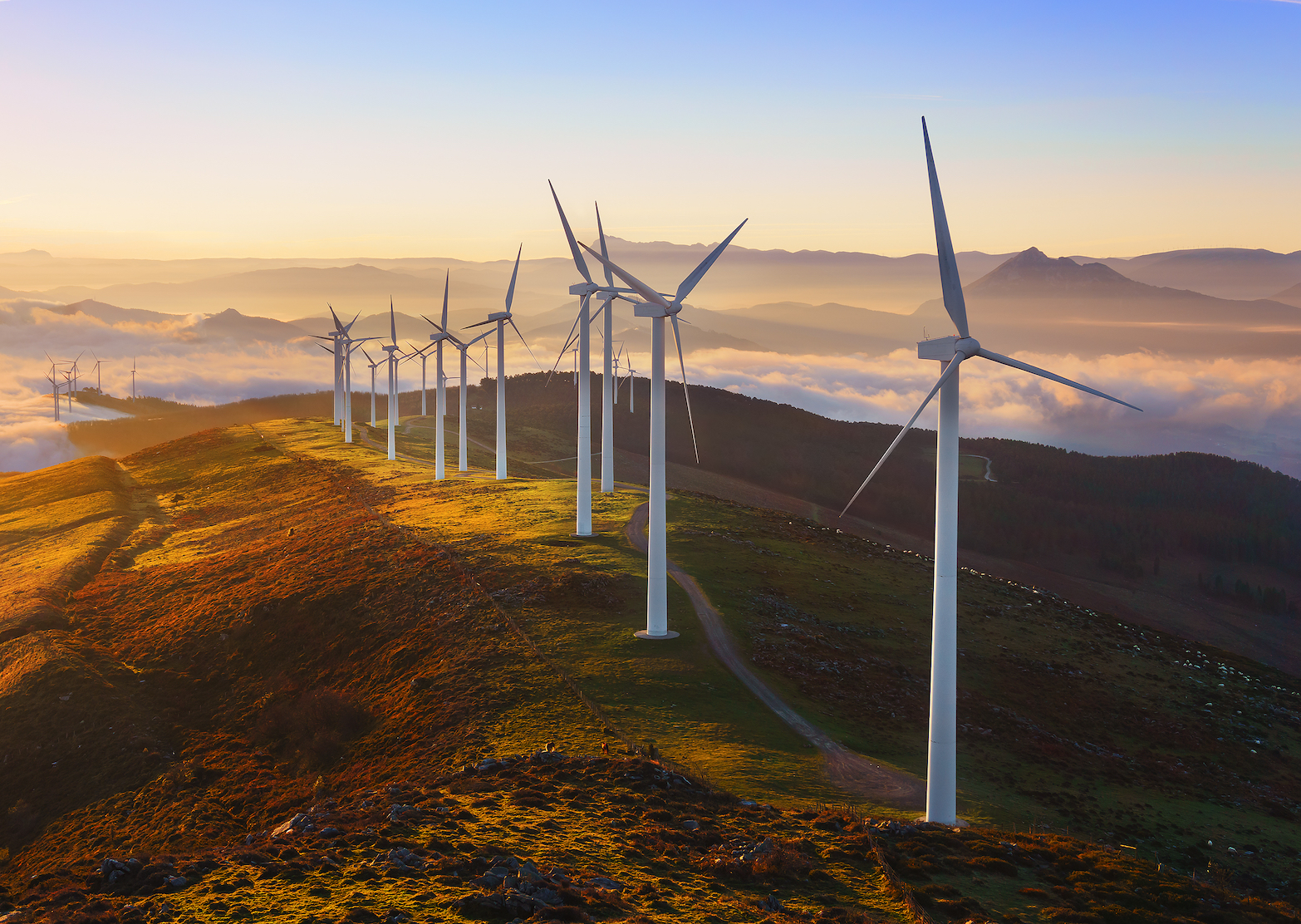 Advancing Technology Is Driving The Increased Use Of Wind