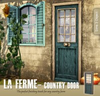AppleFall's La Ferme Country Door