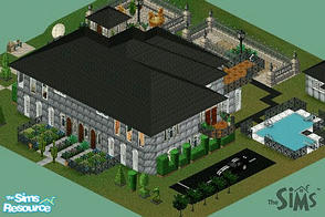 Downloads Sims 1 Houses Over 100 000