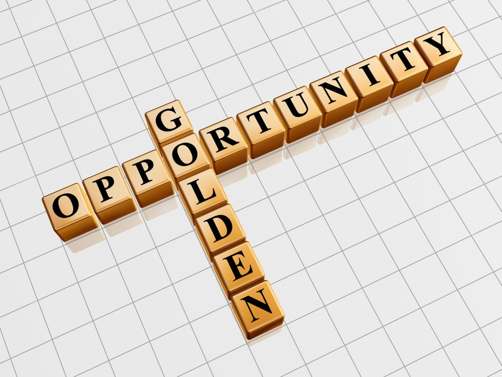 Image result for golden opportunity business