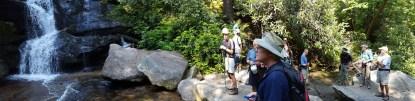 At Cedar Rock Falls