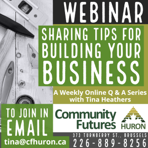 Sharing Tips for Building your Business @ Online