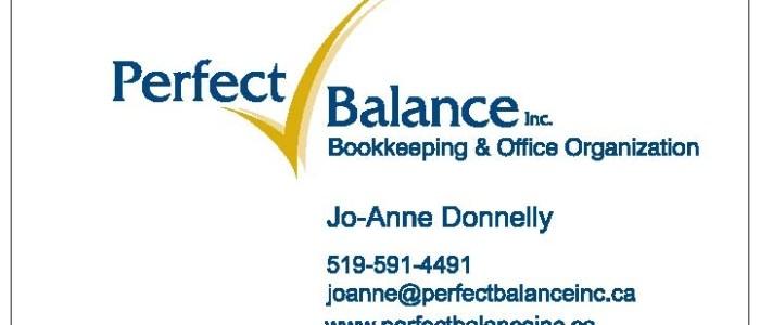 Perfect Balance Inc.