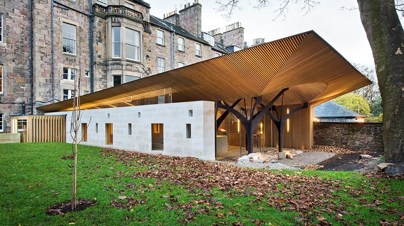 simpson and brown architects  chapel of st albert the great  5osA