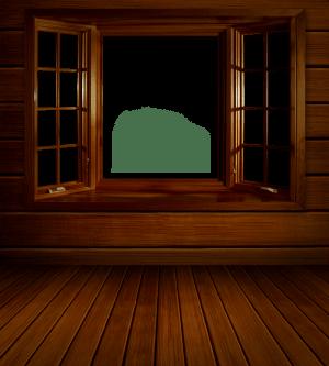 휴식 공간 :: 창문 액자 PNG