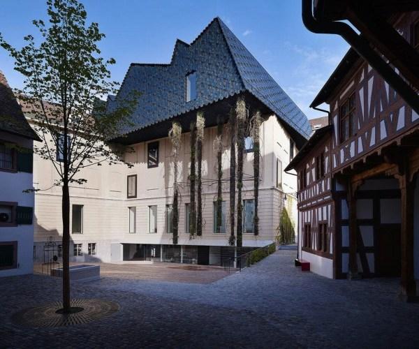 Architecture Herzog And De Meuron Museum Der Kulturen