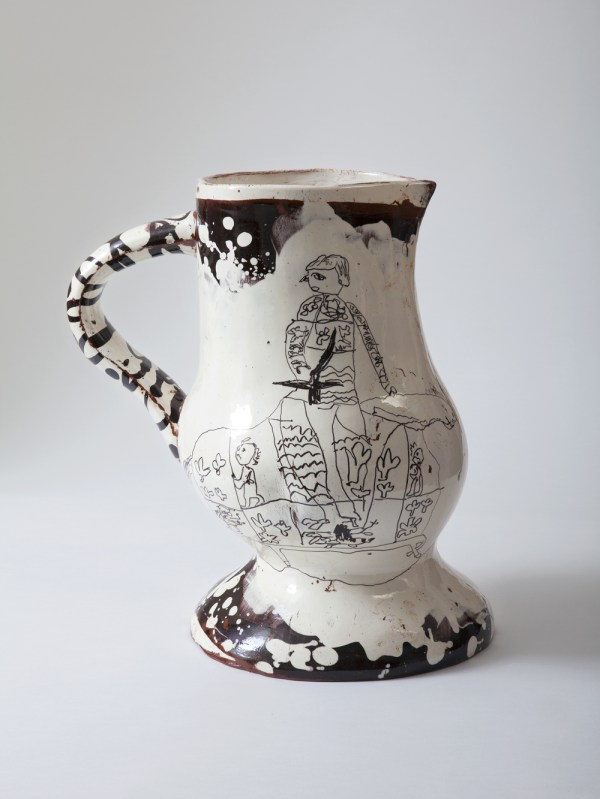 Philip Eglin' Irreverent Pots Oxford Ceramics