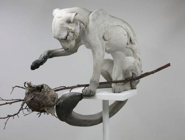 Art Ceramic Sculpture Beth Cavener