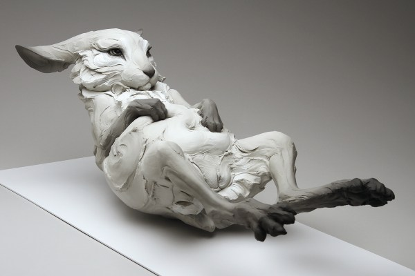 Art Ceramic Sculpture Beth Cavener