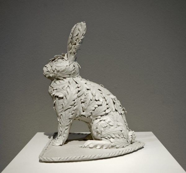 Exhibition Kim Dickey Cloistered Power In Animal Sculptures Cfile - Contemporary
