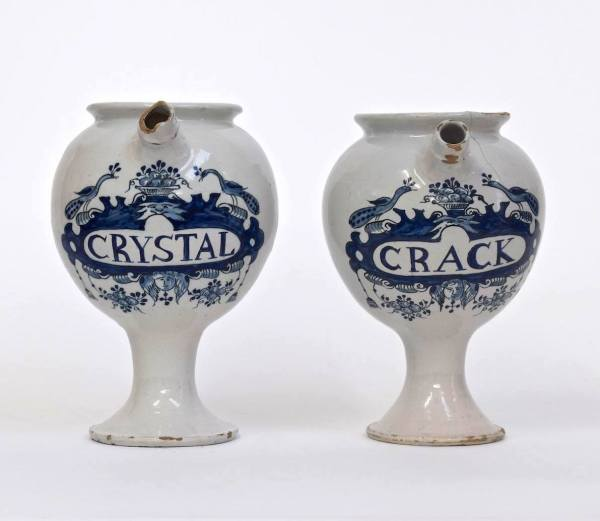 Spotted Auctioneers Play Crack Vases Satanic Boomboxes
