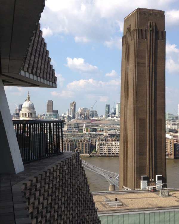 Tate Modern London Architecture