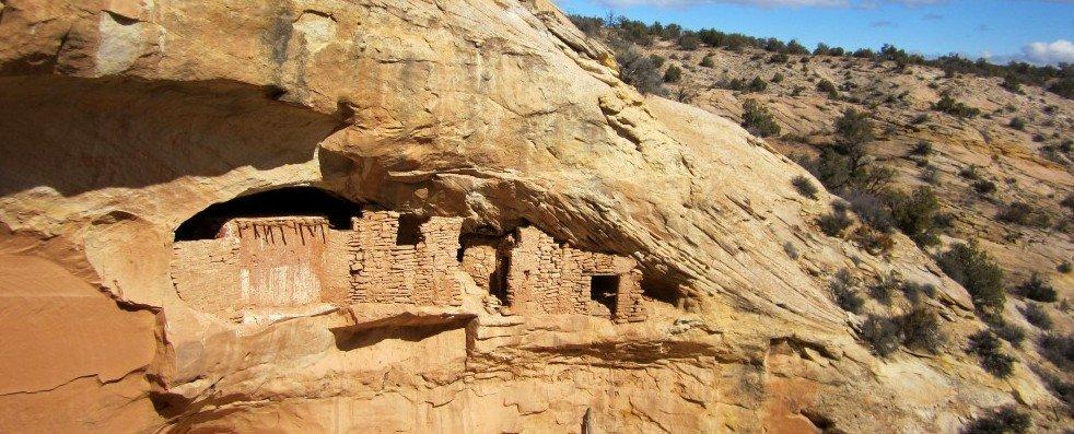 Cedar Mesa  Comb Ridge Utah Archaeology  Canyonlands