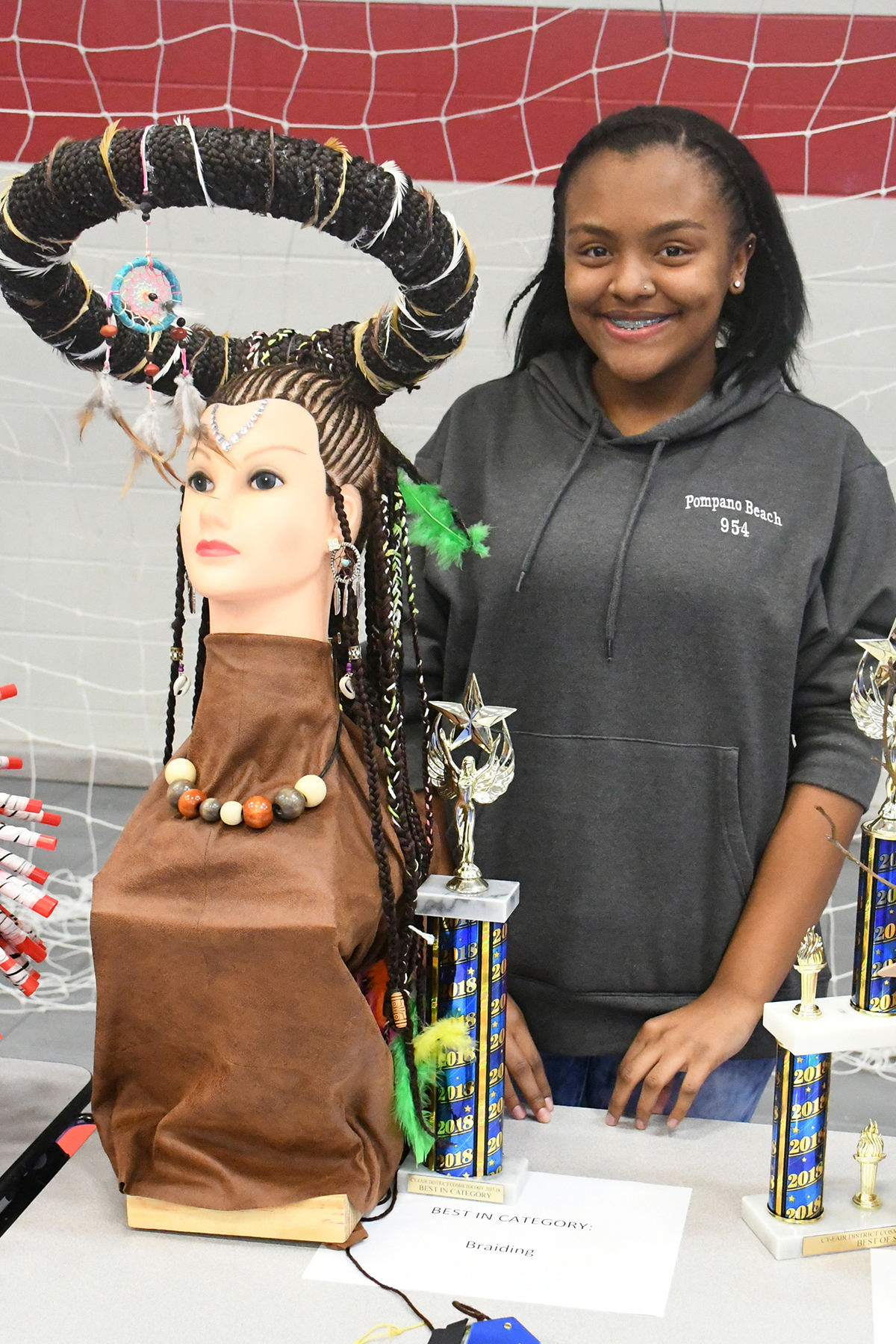 Cosmetology Offers Opportunities For High School Students