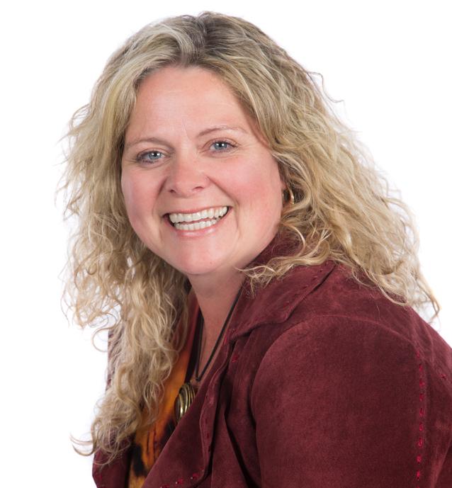 Katherine McColgan Directrice générale