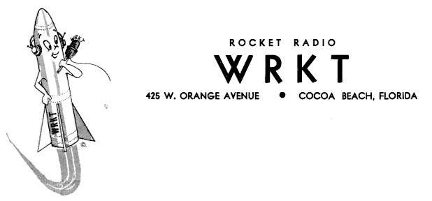WRKT-AM 1300 Cocoa Beach