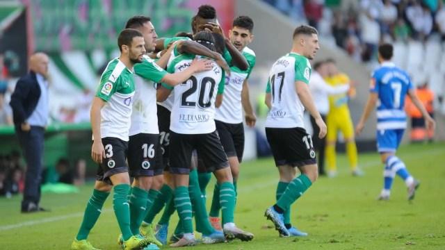 Racing de Santander: Un equipo trabajador con una deuda con el gol