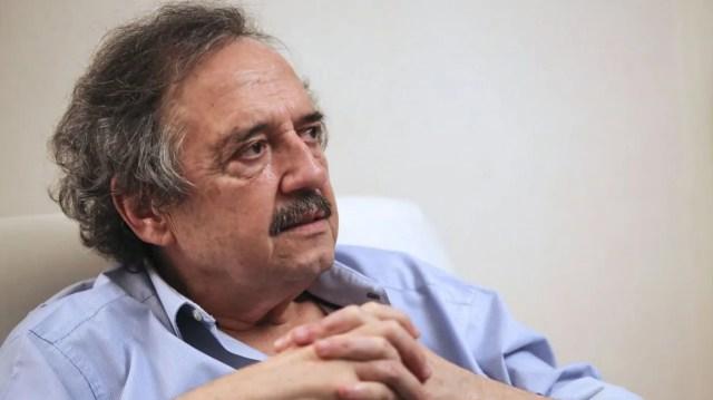 Ricardo Alfonsín, hijo del expresidente argentino y con orígenes ...