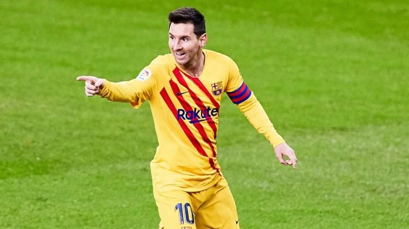 Messi, Pedri y Unai Simón, los tres reyes magos del Barça