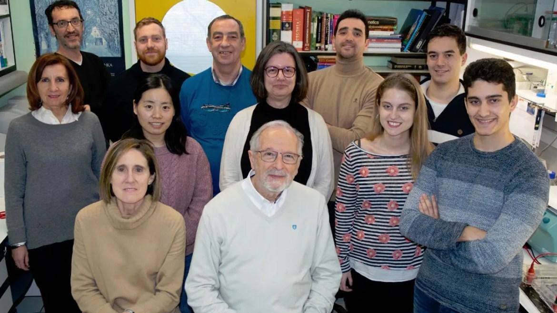 Grupo de Isabel Sola y Luis Enjuanes del CSIC que trabaja en una vacuna contra el coronavirus.