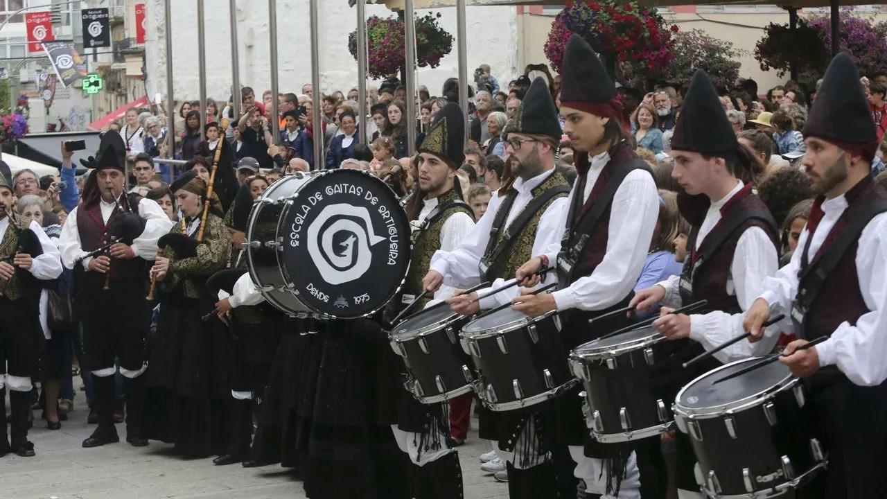 Ortigueira exhibirá en Fitur el Festival do Mundo Celta como gran emblema