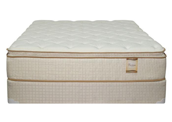 georgetown pillow top queen mattress