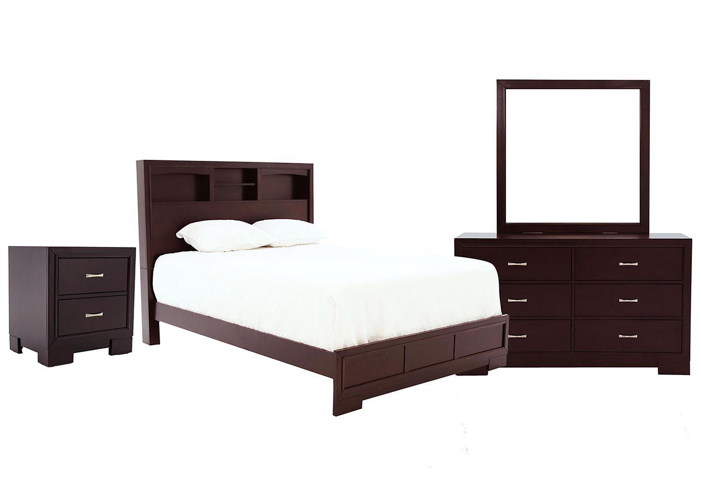 webster queen bedroom set ivan smith